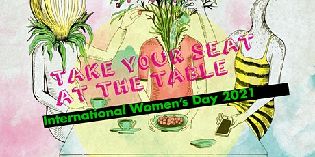IWD with supper Unyoked – Citizenship: an act of bravery and imagination! tickets