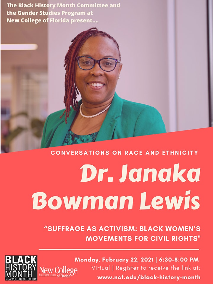 Suffrage as Activism: Black Women's Movements for Civil Rights image