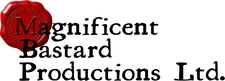 Magnificent Bastard Productions logo