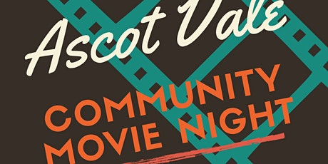 Ascot Vale Community Movie Night tickets