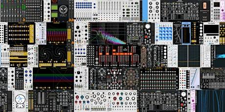 Modular Synth - Online Workshop Tickets