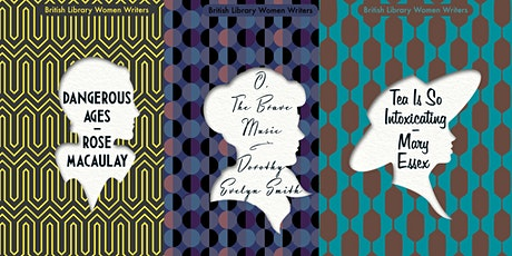 A Zoom Chat with Simon Thomas - British Library Women Writers Series tickets