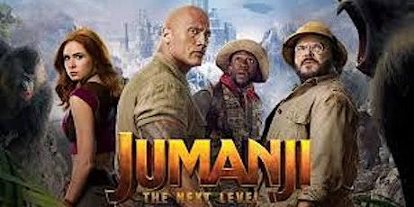 The Great Drive-In  Cinema  Movie Night  - Jumanji: The Next Level tickets