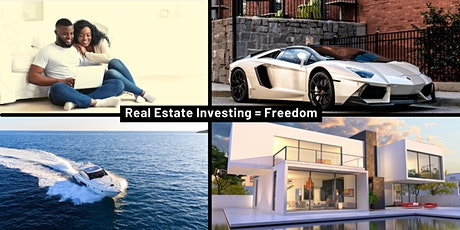 Real Estate Investing (Wholesale, Fix_Flip, Buy_Hold) - Charlotte tickets
