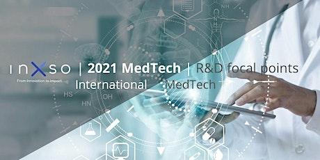inXso 2021 MedTech Series tickets