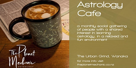 The Astrology Cafe @ Wanaka tickets