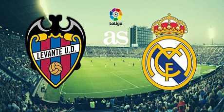 ViVO!!.-@ R.e.a.l Madrid v Levante E.n Viv y E.n Directo ver Partido online entradas