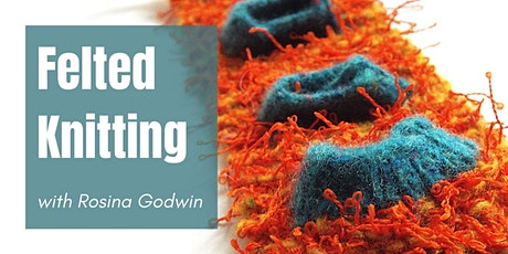 Felted Knitting tickets