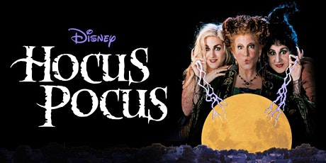 The Spooky Drive-In  Cinema  Movie Night  -The Hocus Pocus tickets