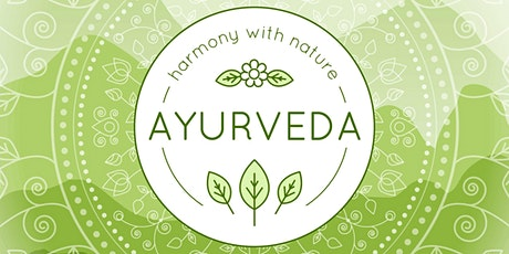 Ayurveda for Self Care March 11, 2021 tickets