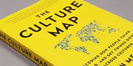 EBBC Brussels / Online - The Culture Map (E. Meyer) billets