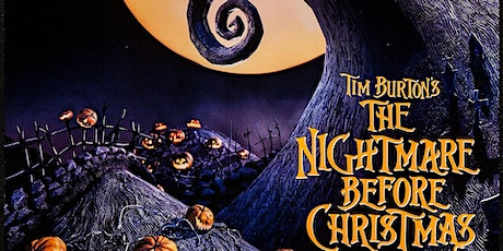 The Big Christmas  Drive-In  Cinema - The Nightmare before  Christmas tickets