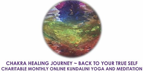Charitable 8 Week Kundalini Yoga & Meditation Chakra Journey tickets
