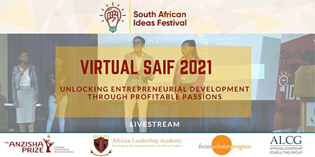 Virtual South African Ideas Festival 2021 - Closing & Awards Ceremony tickets