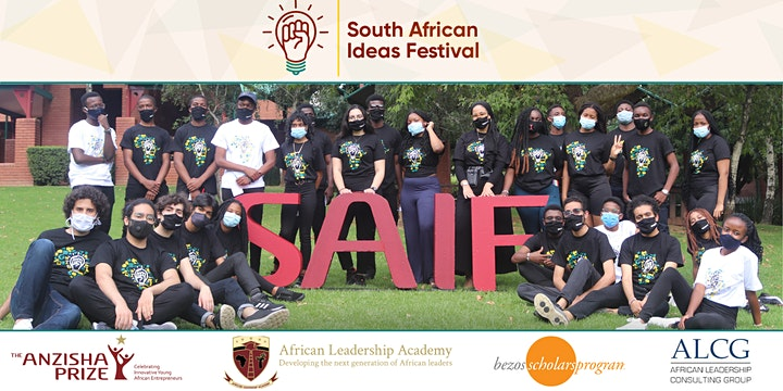 Virtual South African Ideas Festival 2021 image
