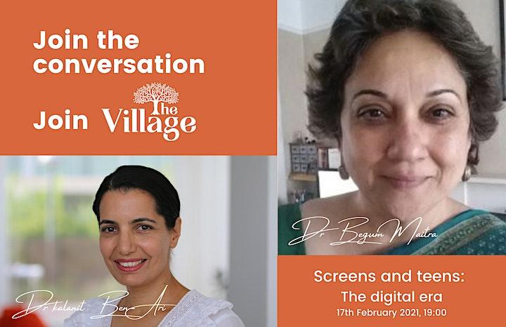 Screens and teens: Raising teenagers in the digital era image