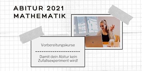 Mathematik Abitur 2021 - Vorbereitungskurs (Lineare Algebra) Tickets