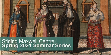 Stirling Maxwell Centre Spring 2021 Seminar Series tickets
