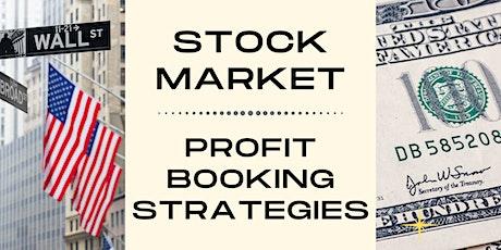 [ Stock market ] : [ Option Trading ] [ 2x Profit Booking Strategies ] tickets