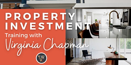 Property Investment Training With Virginia Chapman tickets