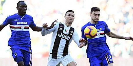Serie-A@!. Sampdoria - Juventus in. Dirett Live 2021 biglietti