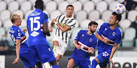 IT-STREAMS@!. Sampdoria - Juventus in. Dirett Live 2021 biglietti
