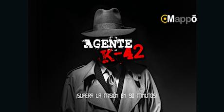 Street Escape Agente K-42 por las  Calles de Zaragoza tickets