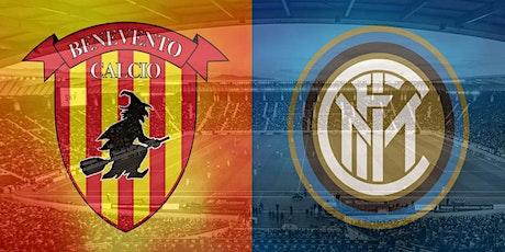 Serie-A@!. Inter - Benevento in. Dirett Live 2021 biglietti