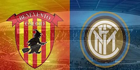 ONLINE@!. Inter - Benevento in. Dirett Live 2021 biglietti