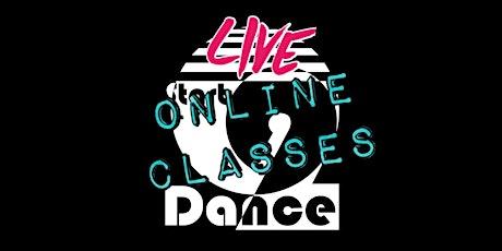 Start2Dance - ZOOM Online Special Saturdays (02/21) Tickets