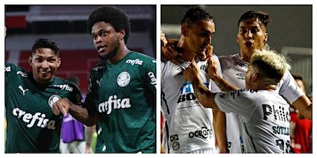 TV/VIVO.- Santos v Palmeiras E.n Viv y E.n Directo ver Partido online 2021 entradas