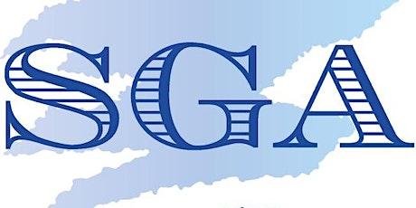 SGA Annual Conference - Zoom! tickets