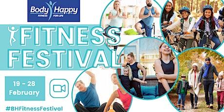 Body Happy Fitness Festival Tickets