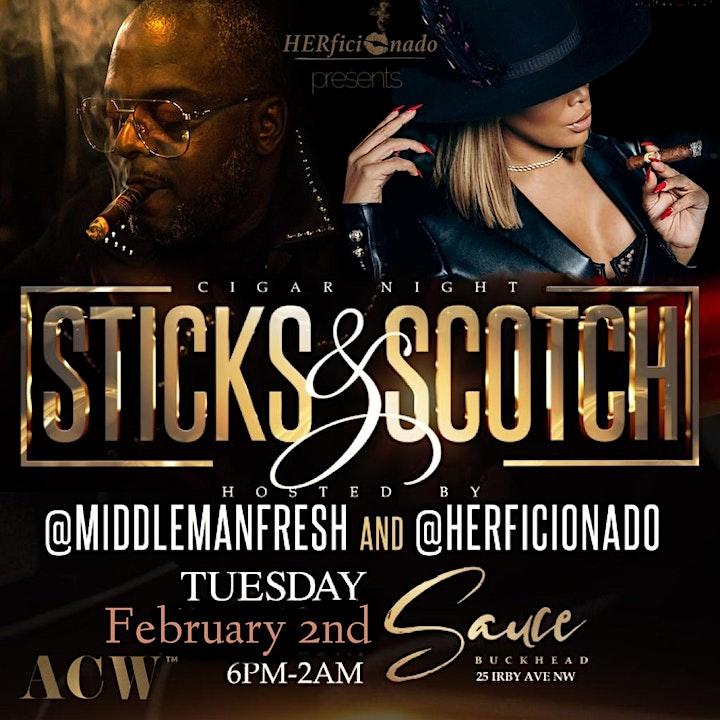 Sticks & Scotch image