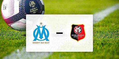 Tv/R.E.G.A.R.D.E.R Marseille - Rennes e.n direct live gratuit 2021 billets