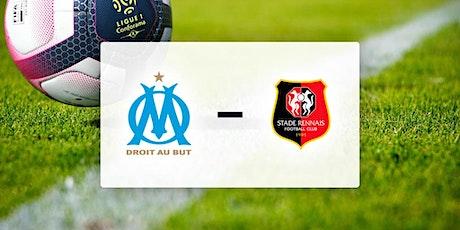 STREAMS@!! OM - Rennes E.n direct Live tv 2021 billets