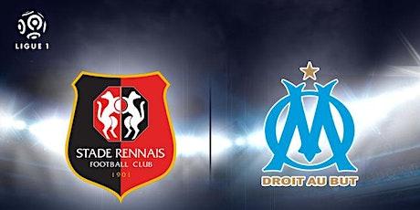 (Gratuit)... OM - Rennes e.n direct Live tv 2021 billets