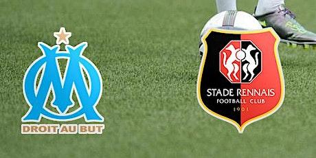 Ligue-1@!! OM - Rennes E.n direct Live tv 2021 billets