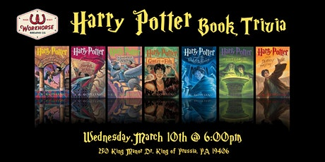 Harry Potter Books Trivia at Workhorse Brewing KOP tickets