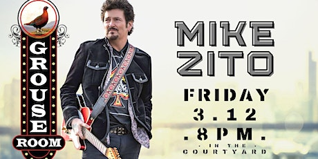 MIKE ZITO in the Courtyard tickets
