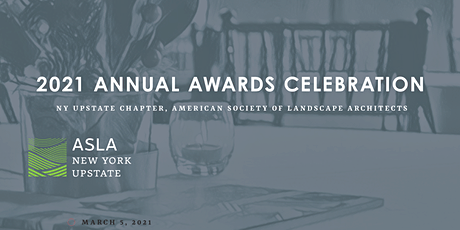 Annual  Awards Celebration | NY Upstate Chapter ASLA tickets