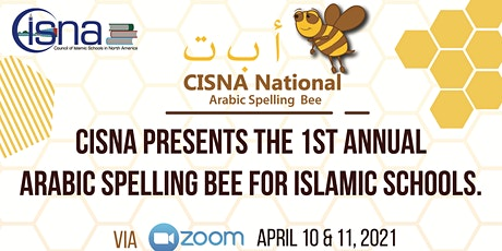 CISNA National Arabic Spelling Bee tickets