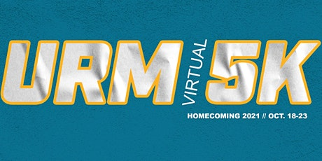 URM's Homecoming from Home Virtual 5k Challenge  tickets