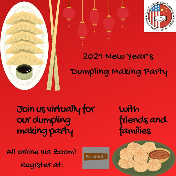 Chinese Dumpling Making Party image