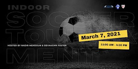 Indoor Soccer Tournament tickets