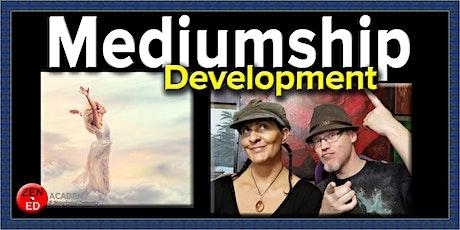 Mediumship Training - Motor Mediumship Development [Types of Mediumship] tickets
