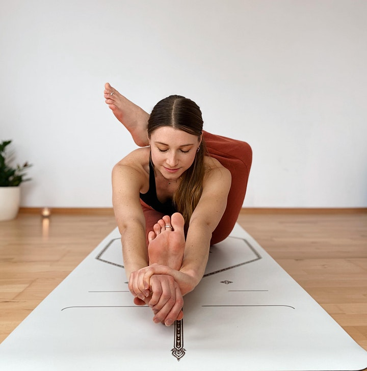Ashtanga Yoga Half Primary Series: Bild