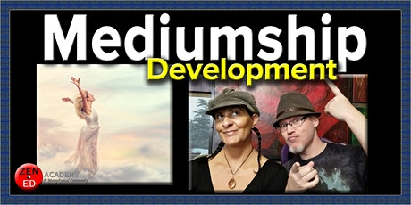 Mediumship Training - Physical Mediumship Development [Types of Mediumship] tickets