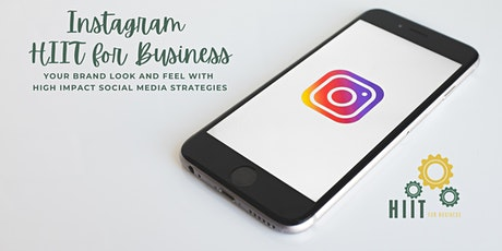 Instagram HIIT for Business 3 tickets