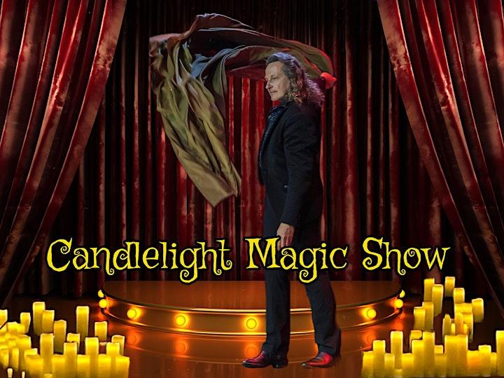 Candlelight Magic Show image